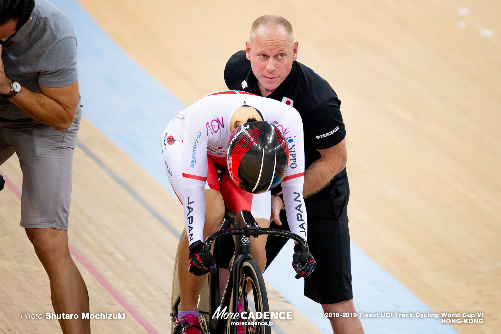 Final / Women's Keirin / Track Cycling World Cup VI / Hong-Kong