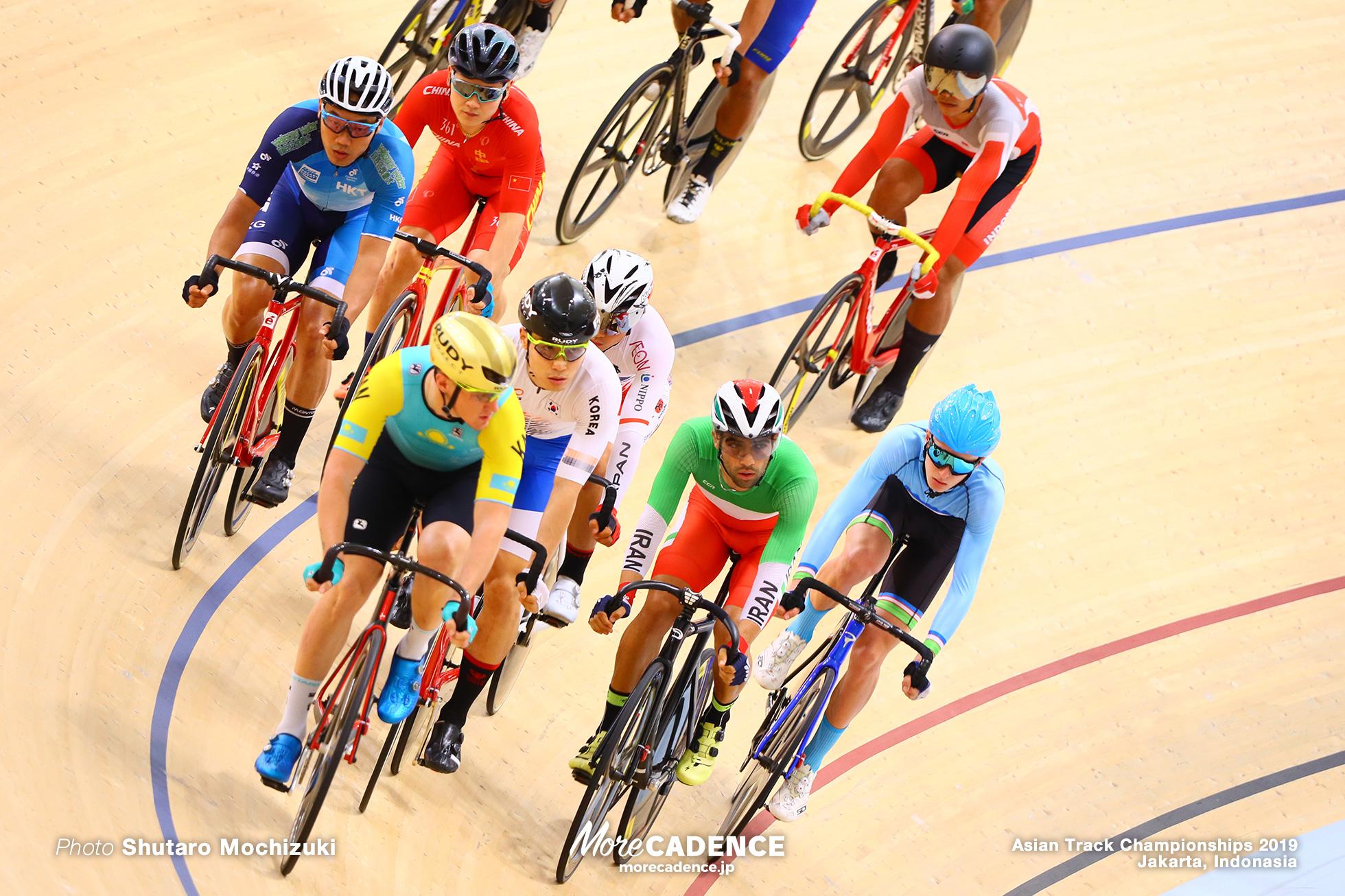 Men's Elite Madison / Asian Championships Track 2019 Jakarta
