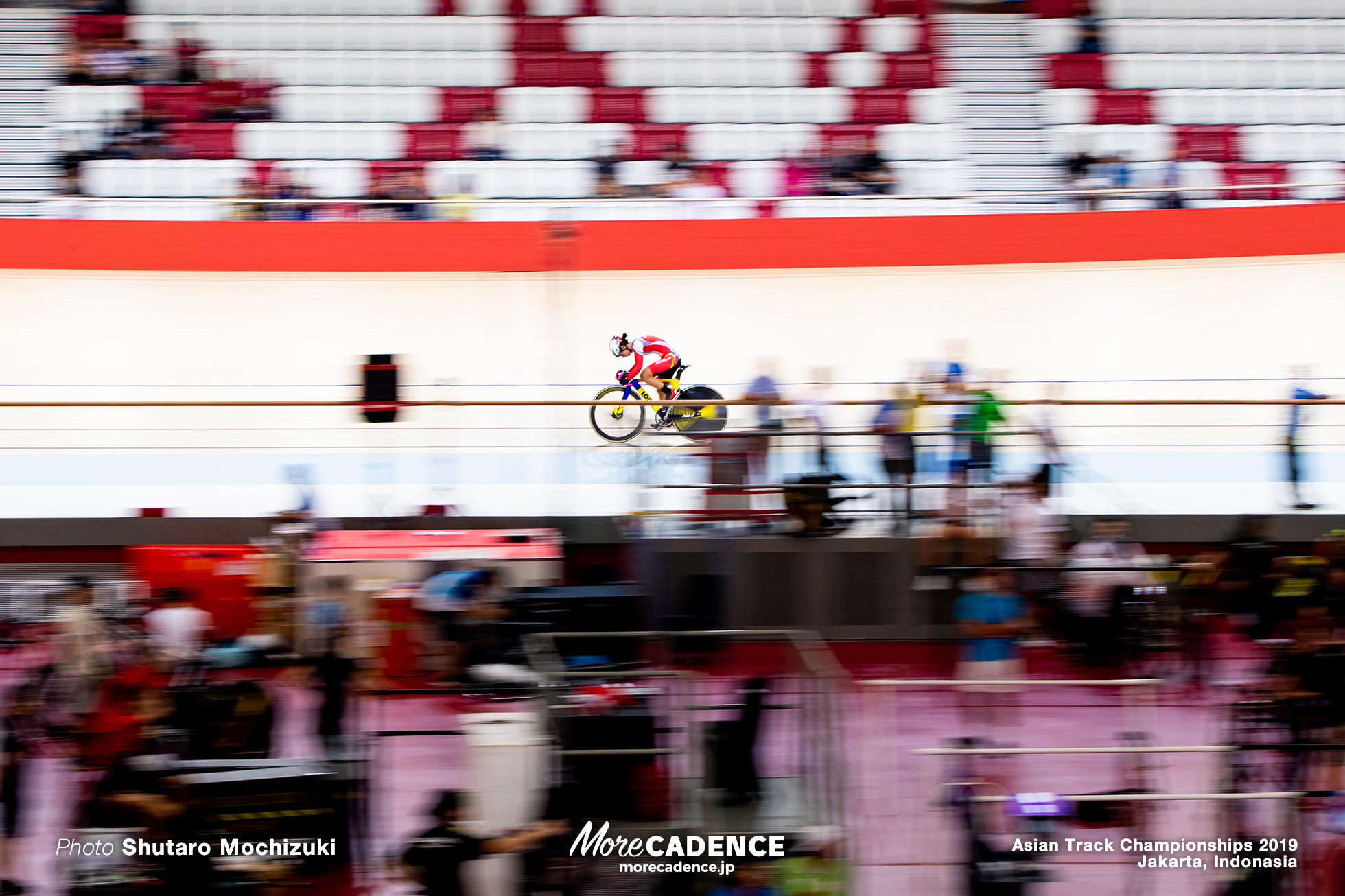 Women's Elite Scratch Race / Asian Championships Track 2019 Jakarta