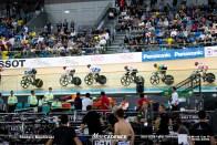 Final / Men's Keirin / Track Cycling World Cup VI / Hong-Kong
