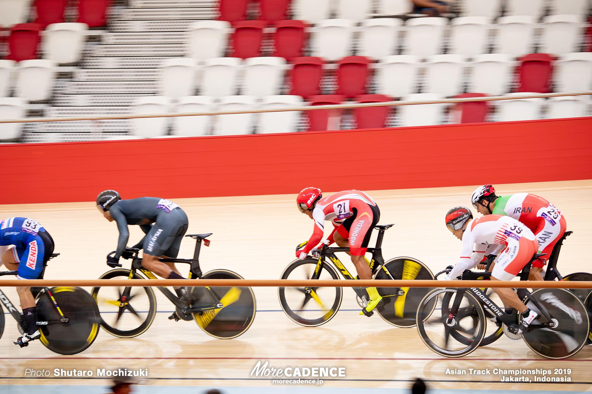 Men's Elite Keirin / Asian Championships Track 2019 Jakarta
