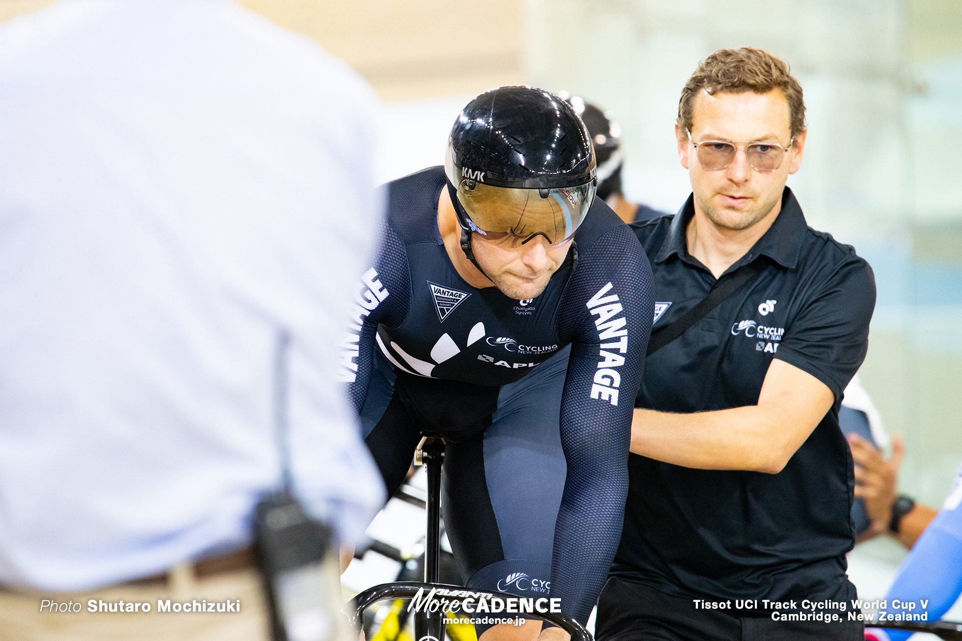 Final / Men's Keirin / Track Cycling World Cup V / Cambridge, New Zealand
