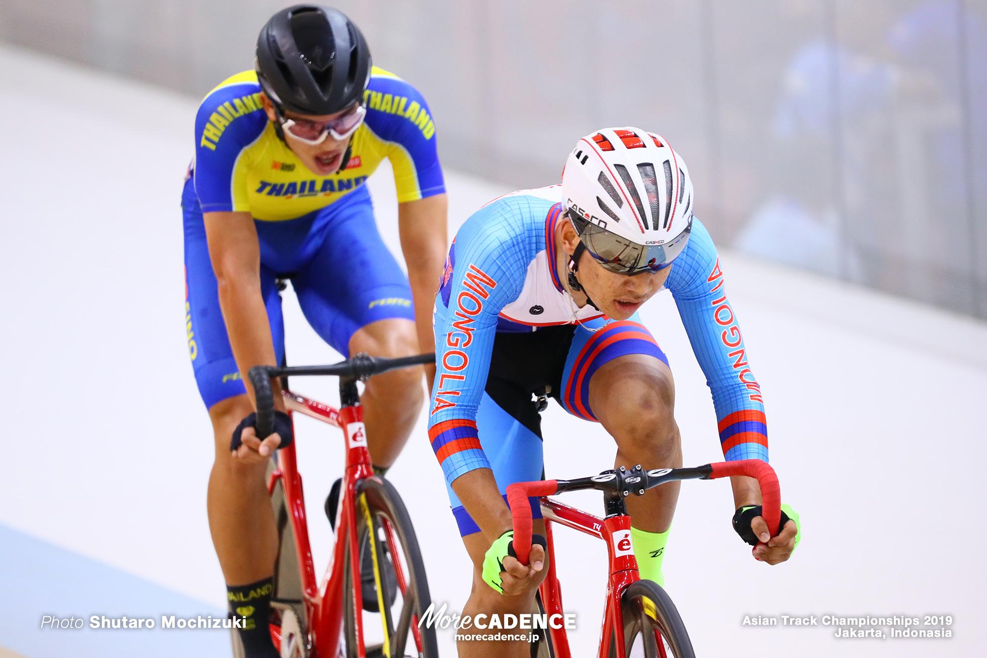 Men's Elite Scratch Race / Asian Championships Track 2019 Jakarta