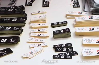 オリンピック・パラリンピックの雰囲気ムンムン ブリヂストンブースに潜入!