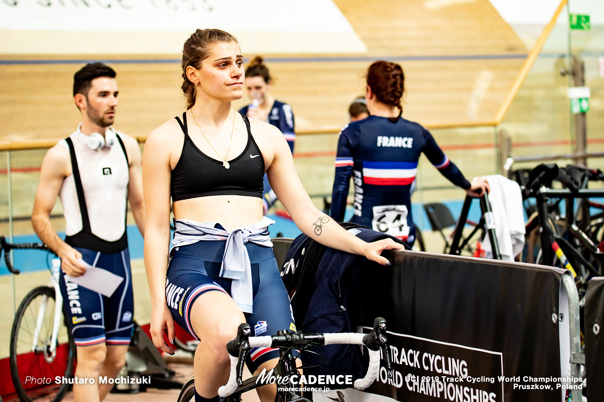 Women's Team Pursuit / 2019 Track Cycling World Championships Pruszków, Poland