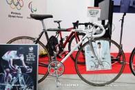 使用自転車