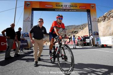 ポッツォヴィーボは第5ステージ終了で総合2位 ツアー・オブ・オマーン第5ステージ/TEAM ユキヤ通信 2019 №09 Tour of Oman (2.HC)Stage 5