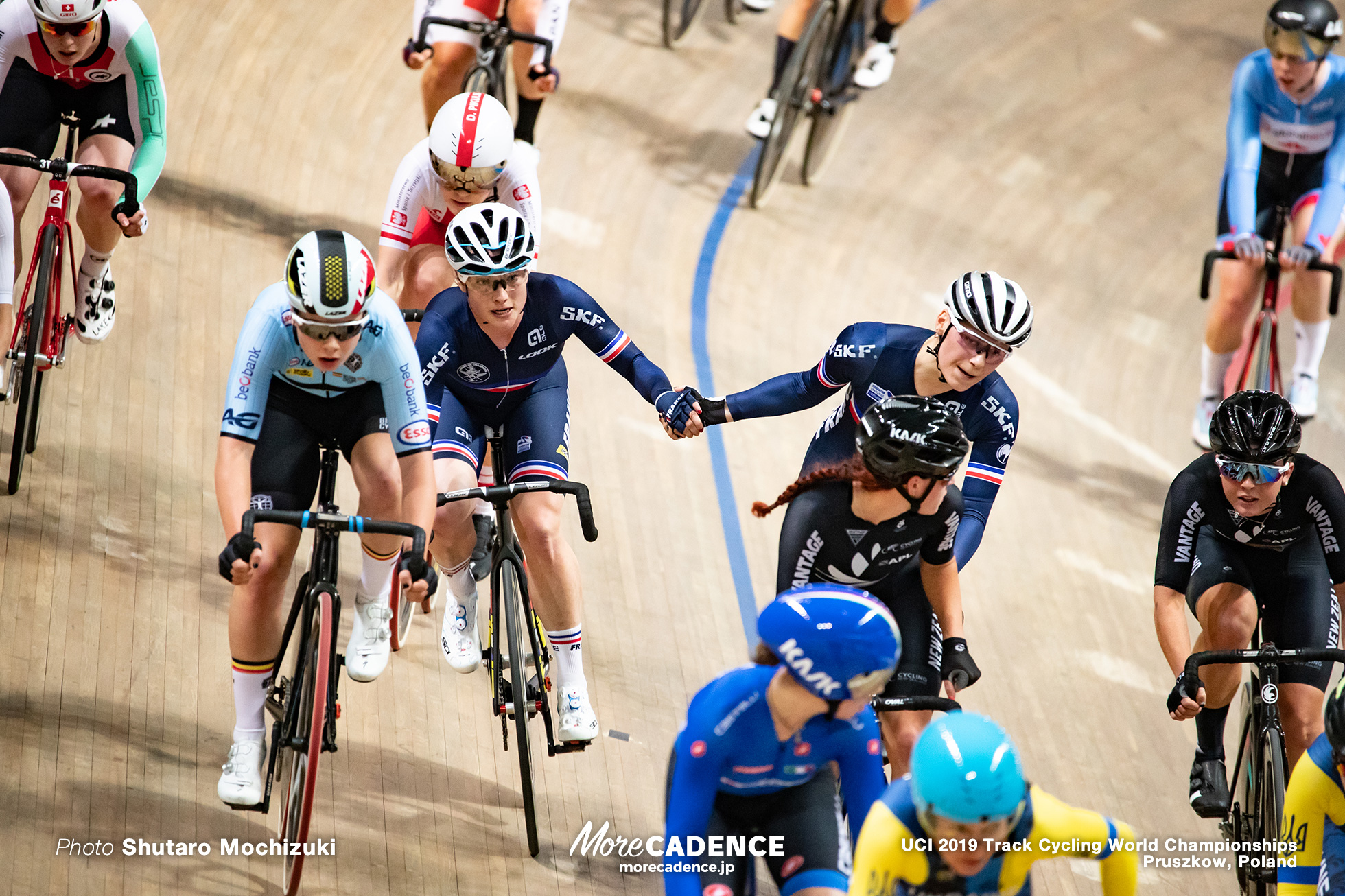 Women's Madison / 2019 Track Cycling World Championships Pruszków, Poland