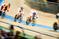 Men's Keirin Quarterfinals / 2019 Track Cycling World Championships Pruszków, Poland