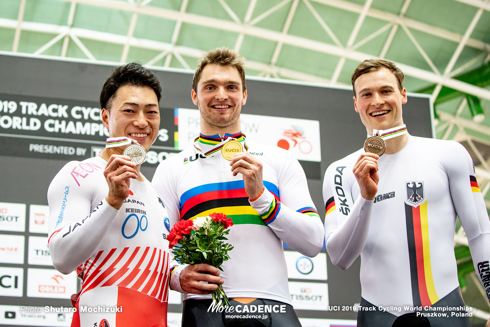 Men's Keirin Final / 2019 Track Cycling World Championships Pruszków, Poland