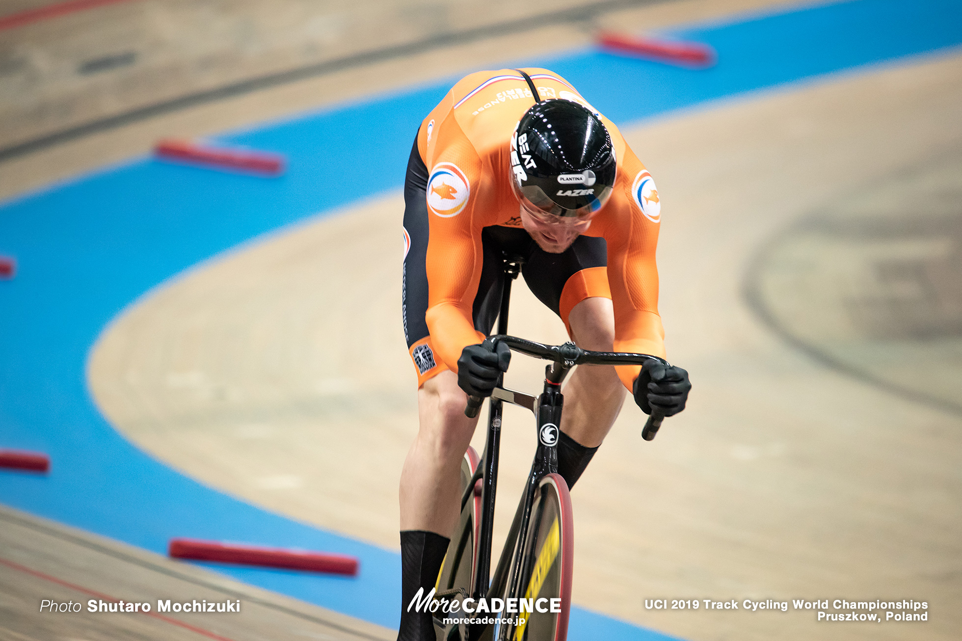 Men's Sprint Qualifying / 2019 Track Cycling World Championships Pruszków, Poland