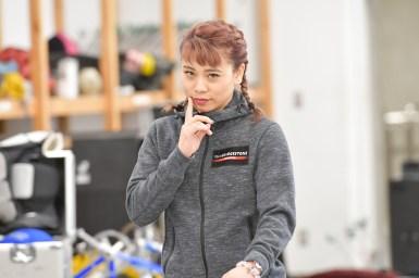 さくら色に染まった太田りゆガールズケイリンへ今季初出場/福島民友杯・いわき平