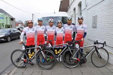 若武者達のベルギー遠征始動!/U23 ロードナショナルチーム 欧州遠征第1戦