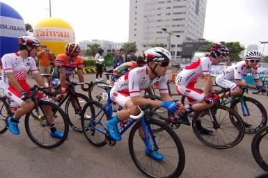 入部が1級山岳で2位通過、レースは大きな動き見せず/TOUR DE TAIWAN 第3ステージ