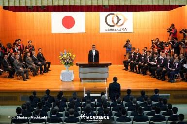 新たに3人の早期卒業候補者選定/日本競輪選手養成所
