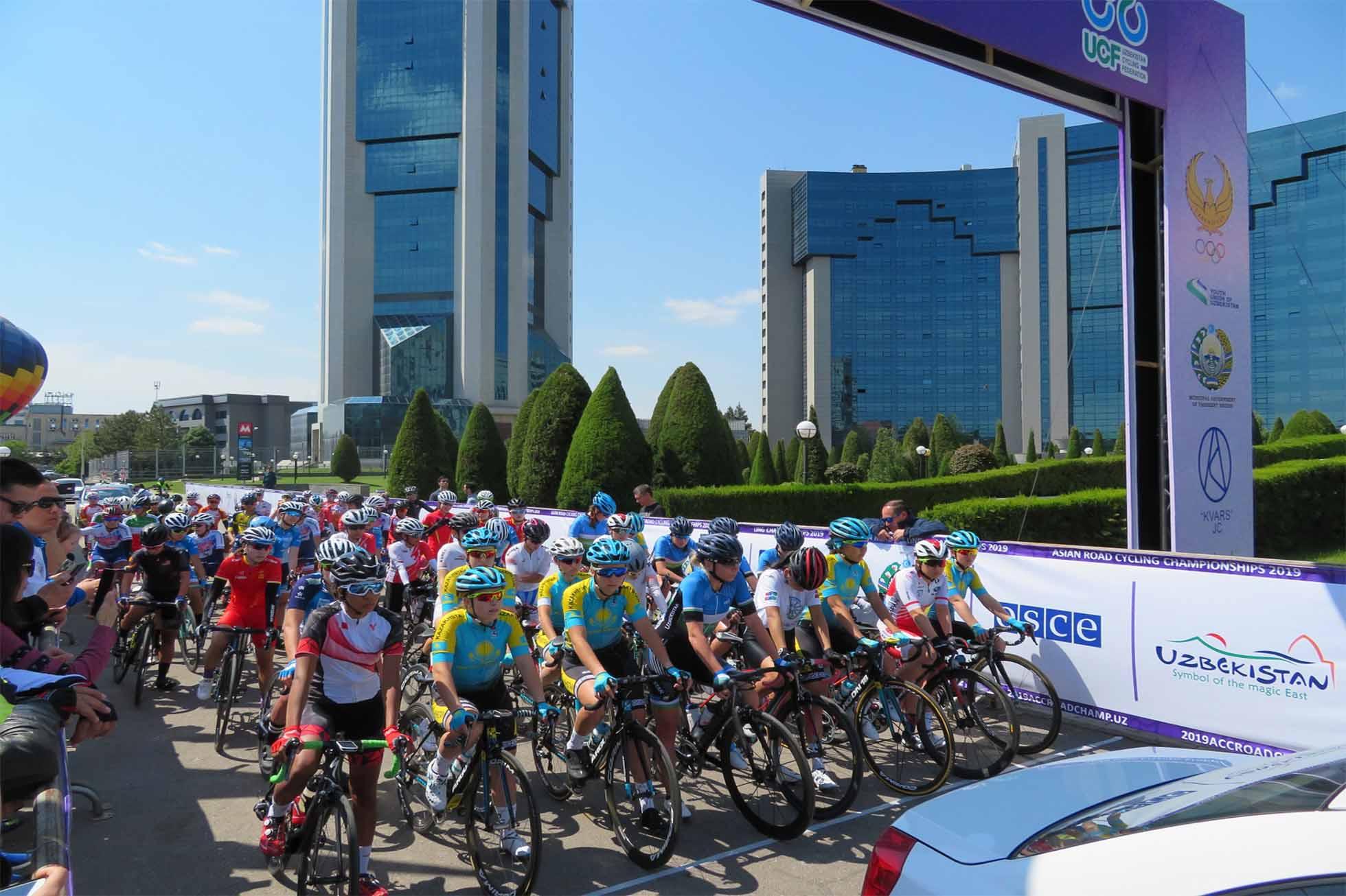 2019アジア選手権 女子