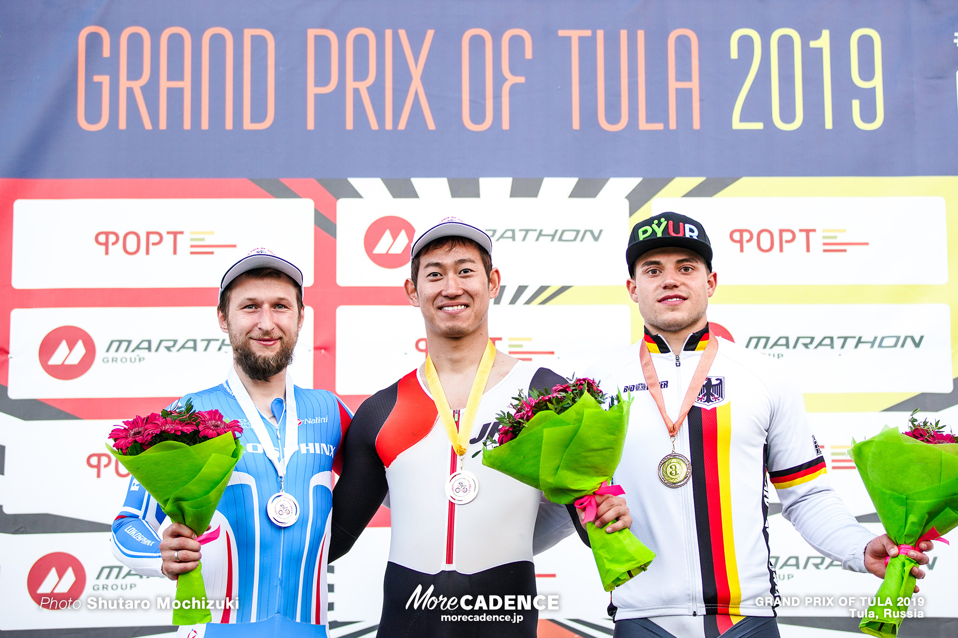 Men's Sprint Finals / GRAND PRIX OF TULA 2019