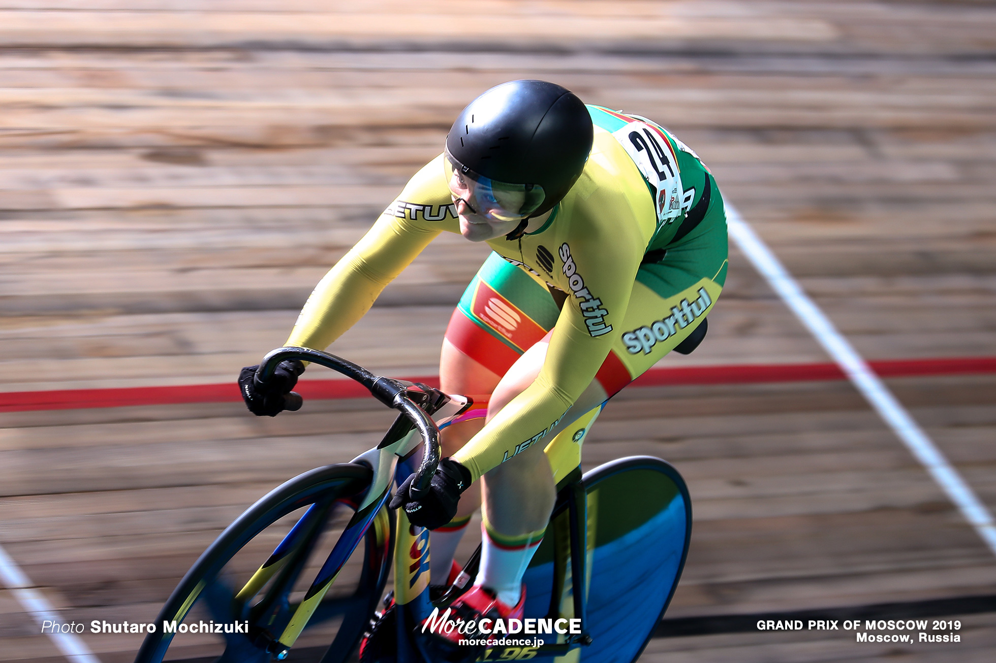 1st Round / Women's Sprint / GRAND PRIX OF MOSCOW 2019