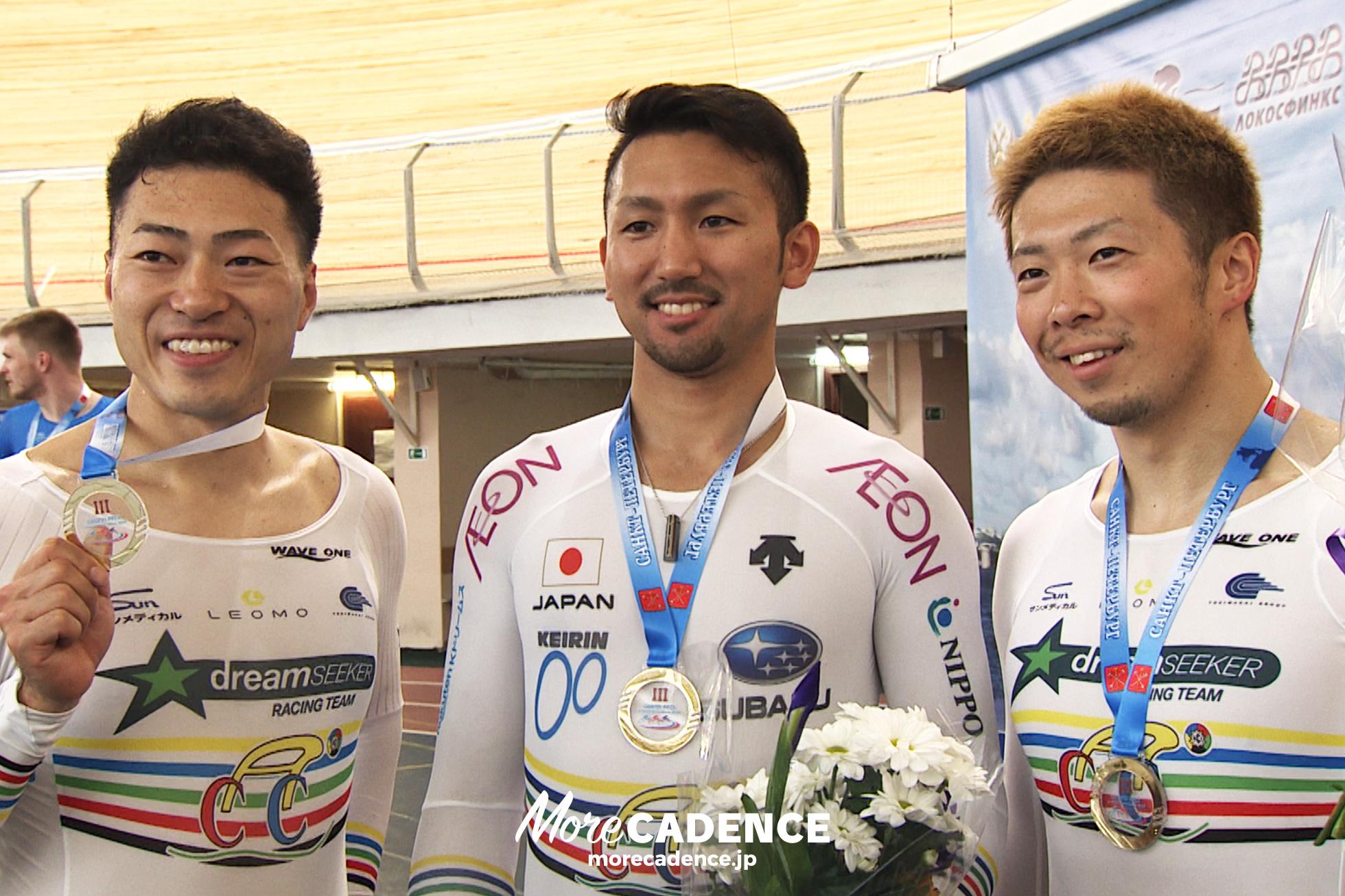 Men's Team Sprint / GRAND PRIX OF SAINT PETERSBURG 2019