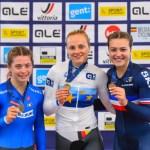 ラブレイセン、グロらがメダルラッシュ/U23トラックヨーロッパ選手権