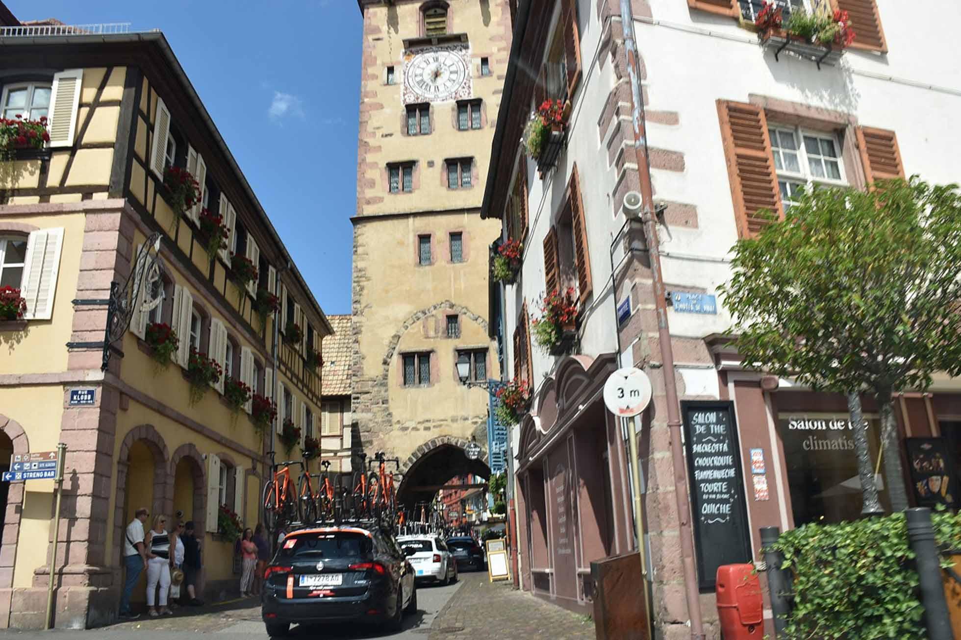 Tour Alsace