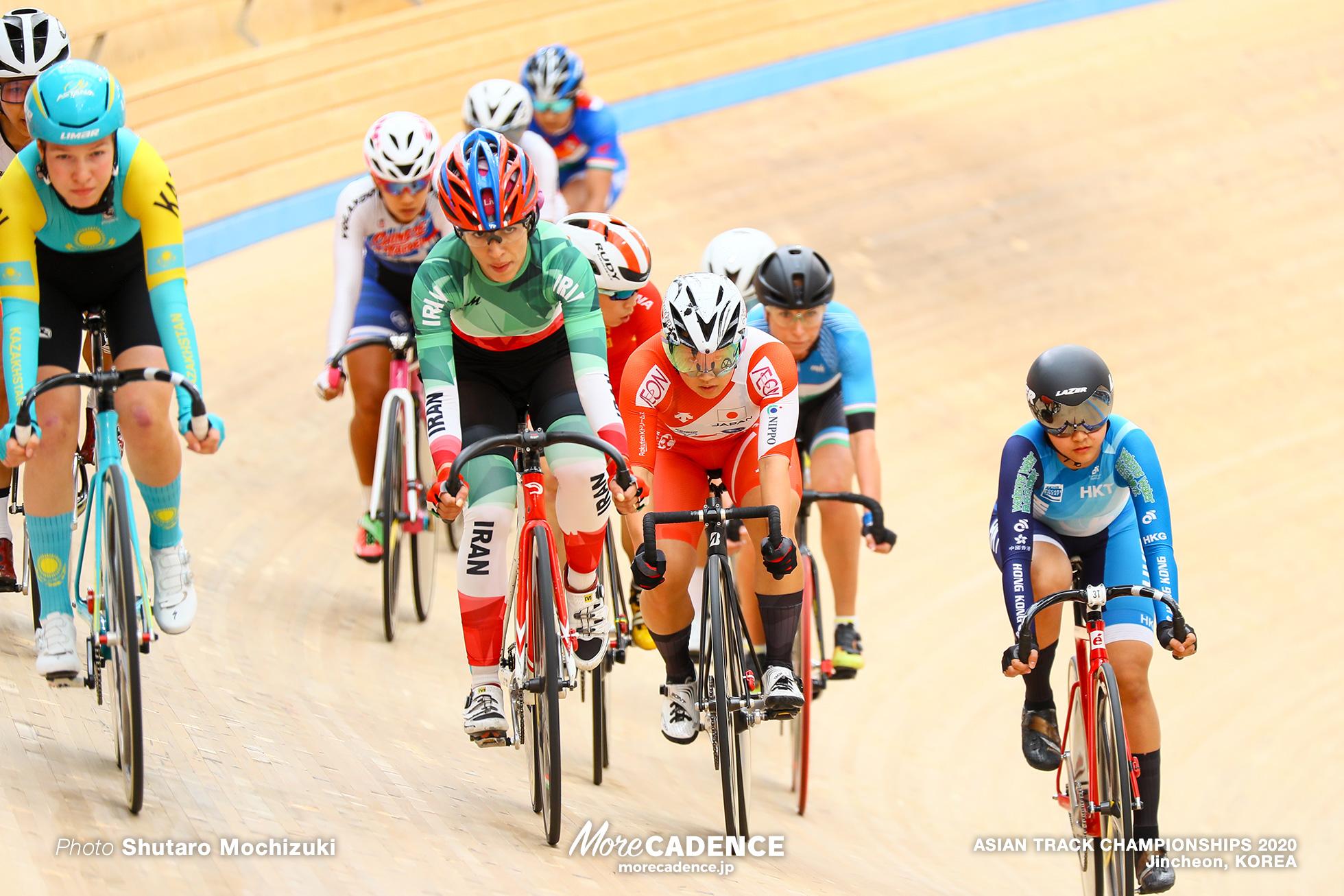 Scratch Race / Women Omnium / ASIAN TRACK CHAMPIONSHIPS 2020