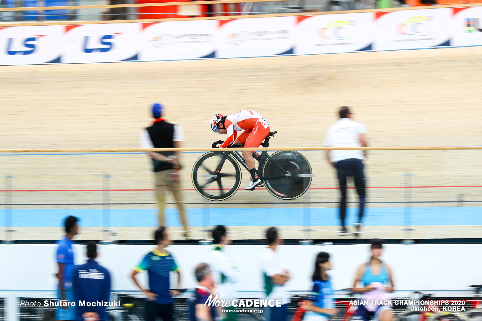 Women Scratch Race / ASIAN TRACK CHAMPIONSHIPS 2020