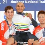 【速報】脇本雄太が銀、深谷知広が銅メダル/男子スプリント・アジア選手権トラック2020
