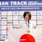 自身初の個人優勝、古山稀絵が世界選手権の切符を掴む/女子スクラッチ・アジア選手権トラック2020