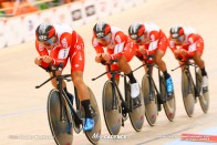 Qualifying / Men Elite Team Pursuit / ASIAN TRACK CHAMPIONSHIPS 2020