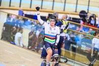 キルステン・ウィルト WILD Kirsten Women's Madison / TISSOT UCI TRACK CYCLING WORLD CUP I, Minsk, Beralus