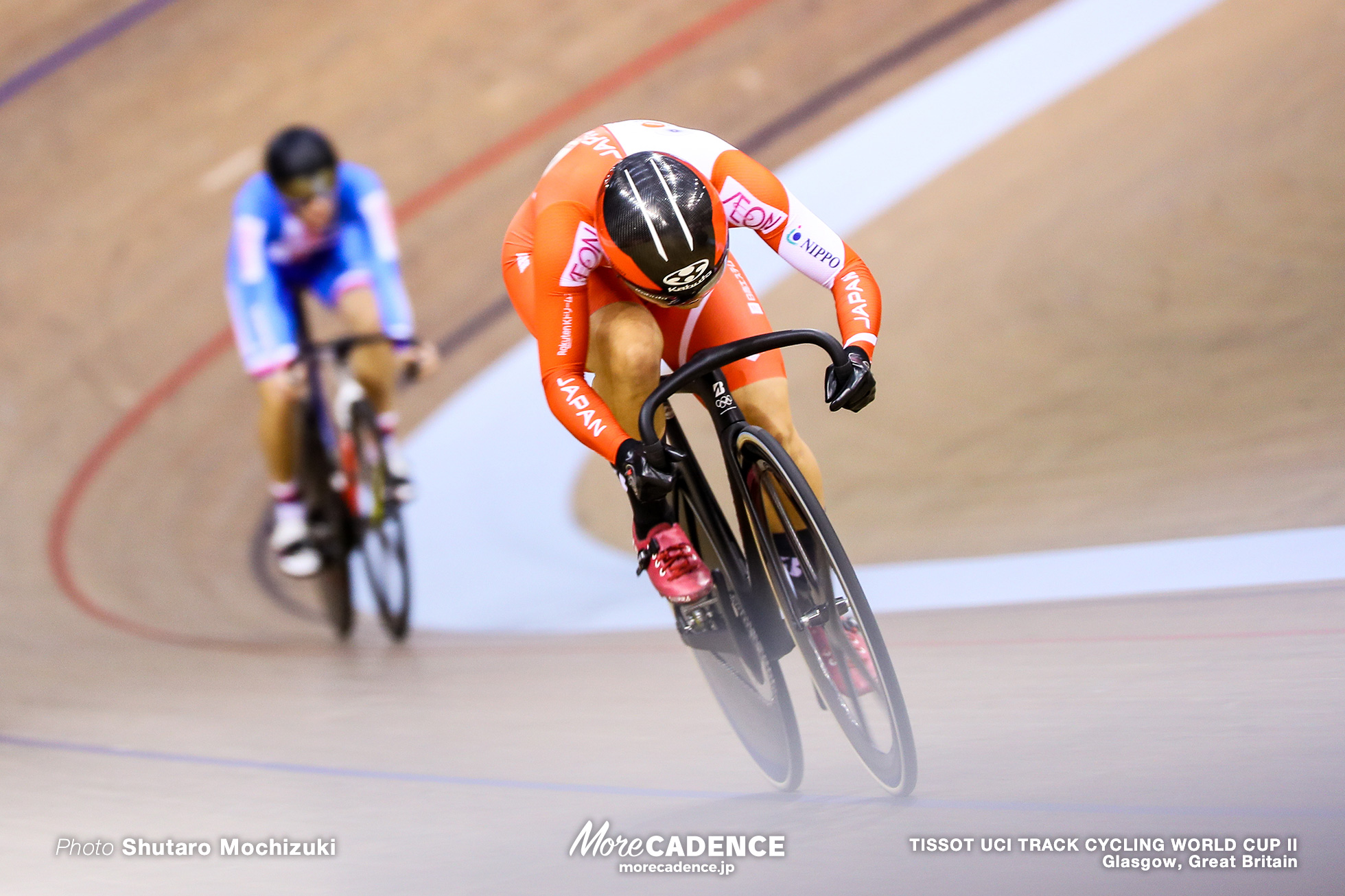1st Round Repechage / Women's Keirin / TISSOT UCI TRACK CYCLING WORLD CUP II, Glasgow, Great Britain