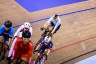 Scratch Race / Women's Omnium / TISSOT UCI TRACK CYCLING WORLD CUP II, Glasgow, Great Britain, Lotte Kopecky ロッタ・コペッキー