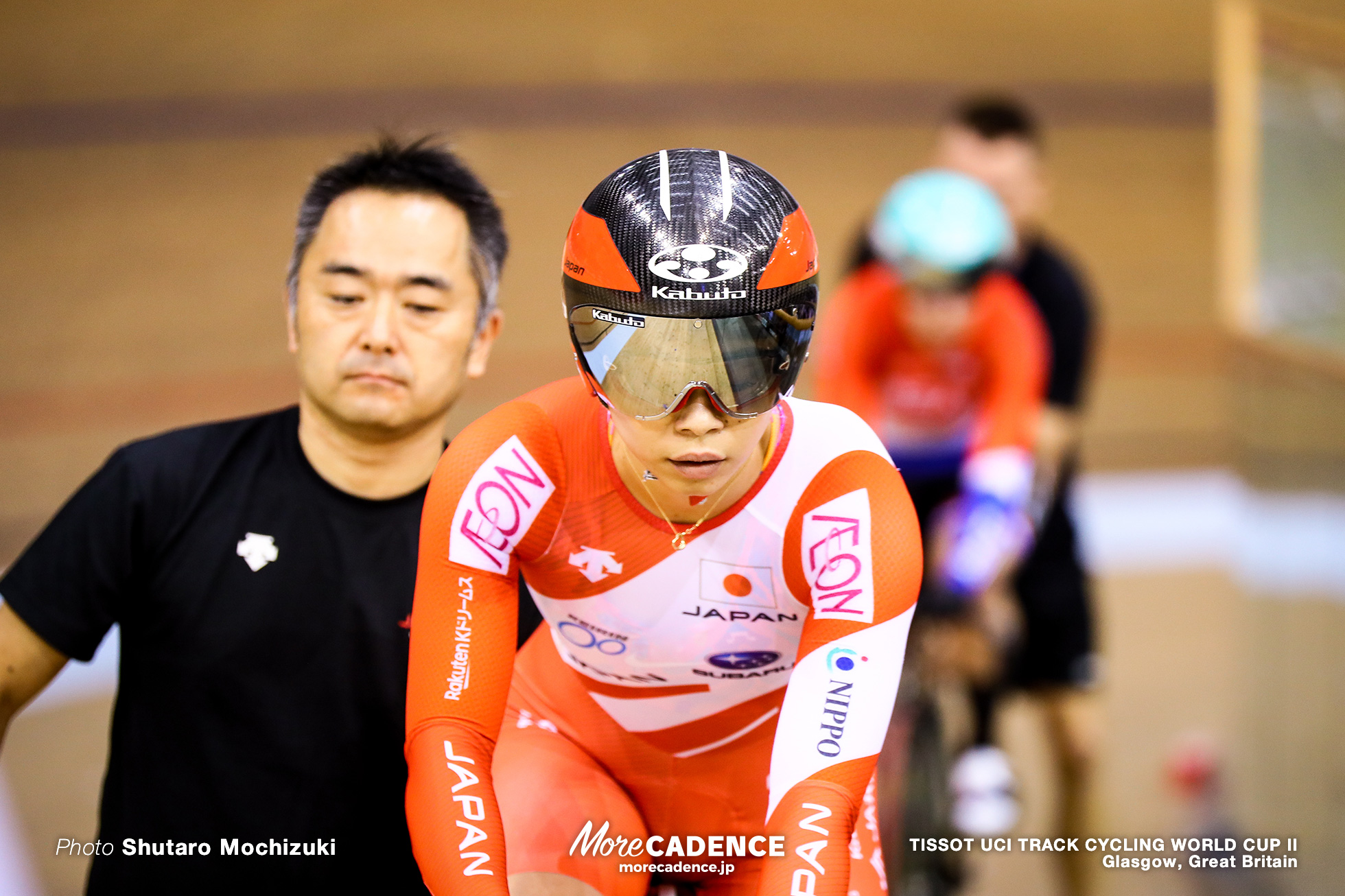 1st Round / Women's Sprint / TISSOT UCI TRACK CYCLING WORLD CUP II, Glasgow, Great Britain, 太田りゆ