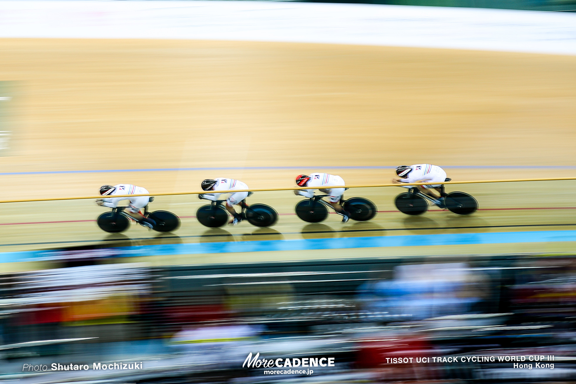 1st Round / Men's Team Pursuit / TISSOT UCI TRACK CYCLING WORLD CUP III, Hong Kong, 今村駿介 窪木一茂 近谷涼 沢田桂太郎