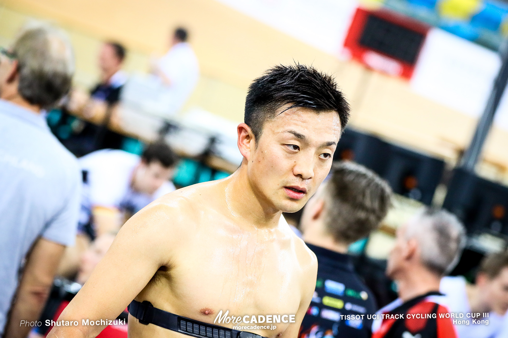1st Round / Men's Team Pursuit / TISSOT UCI TRACK CYCLING WORLD CUP III, Hong Kong, 窪木一茂