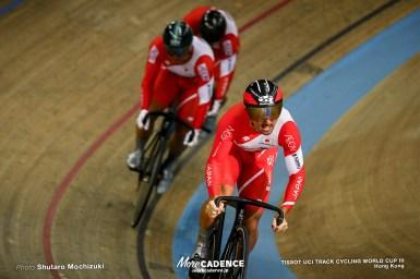 注目は男子チームスプリント・女子マディソン/最新のオリンピックランキングから見る、ワールドカップ第4戦の見どころ