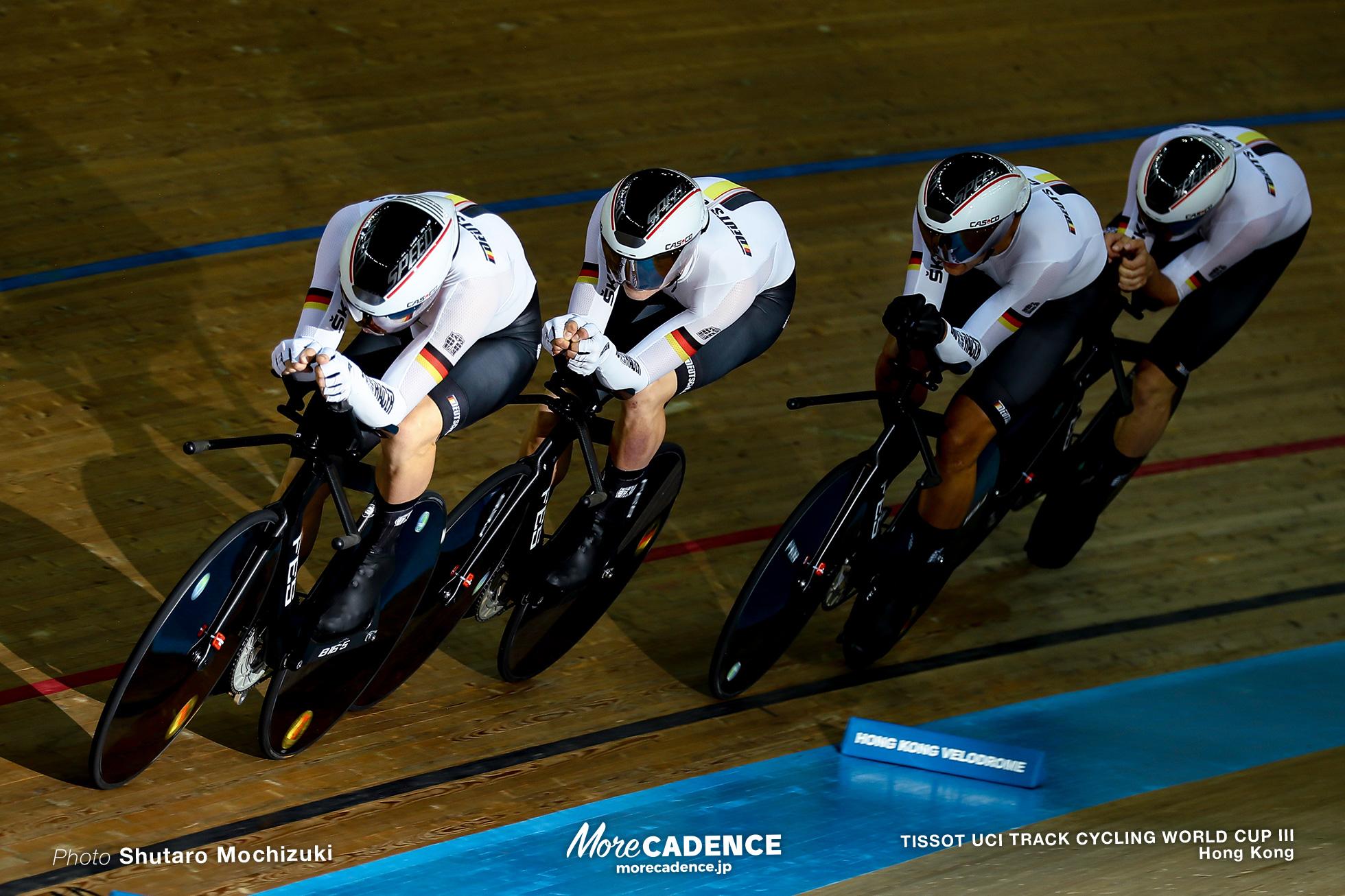 Final / Men's Team Pursuit / TISSOT UCI TRACK CYCLING WORLD CUP III, Hong Kong