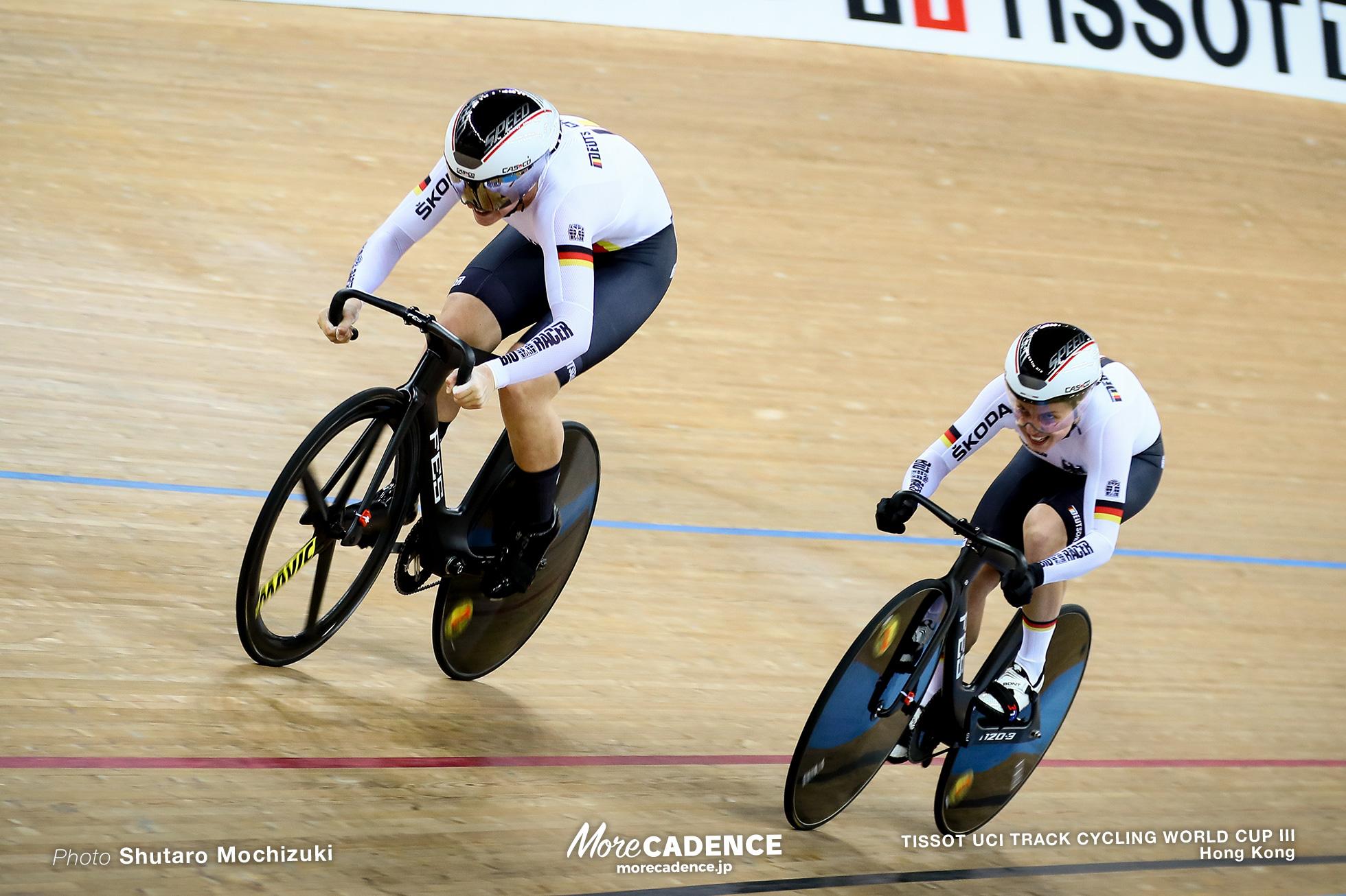 Women's Team Sprint / TISSOT UCI TRACK CYCLING WORLD CUP III, Hong Kong
