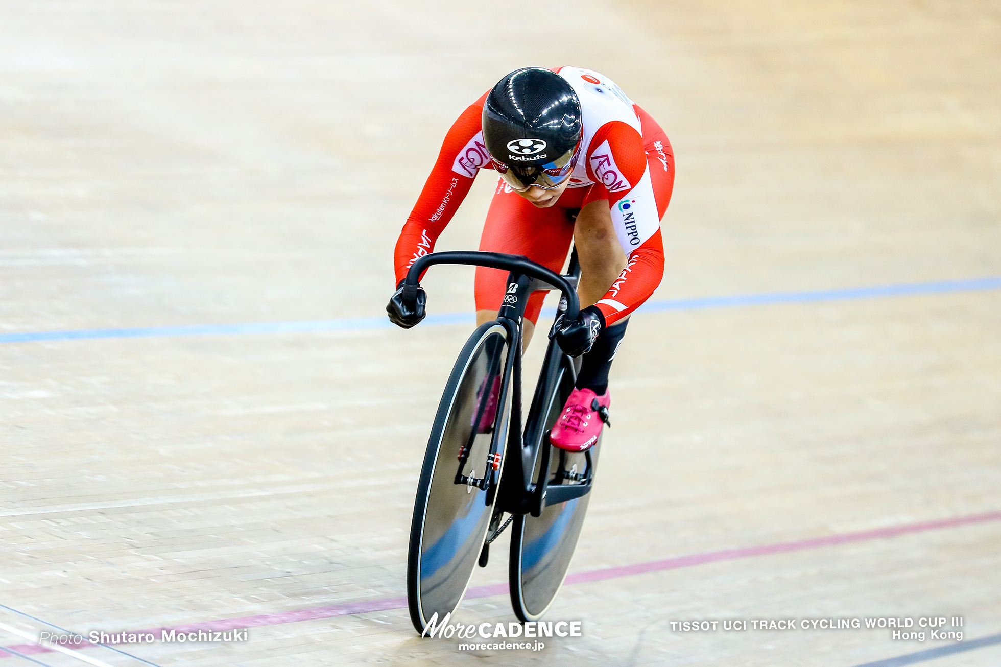 Qualifying / Women's Sprint / TISSOT UCI TRACK CYCLING WORLD CUP III, Hong Kong