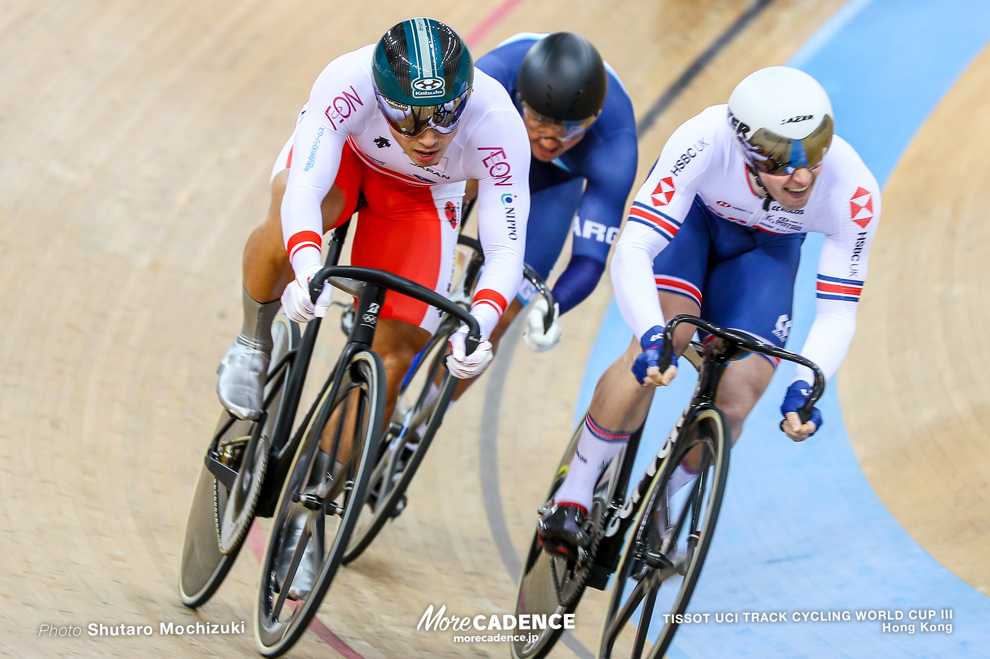1st Round / Men's Keirin / TISSOT UCI TRACK CYCLING WORLD CUP III, Hong Kong