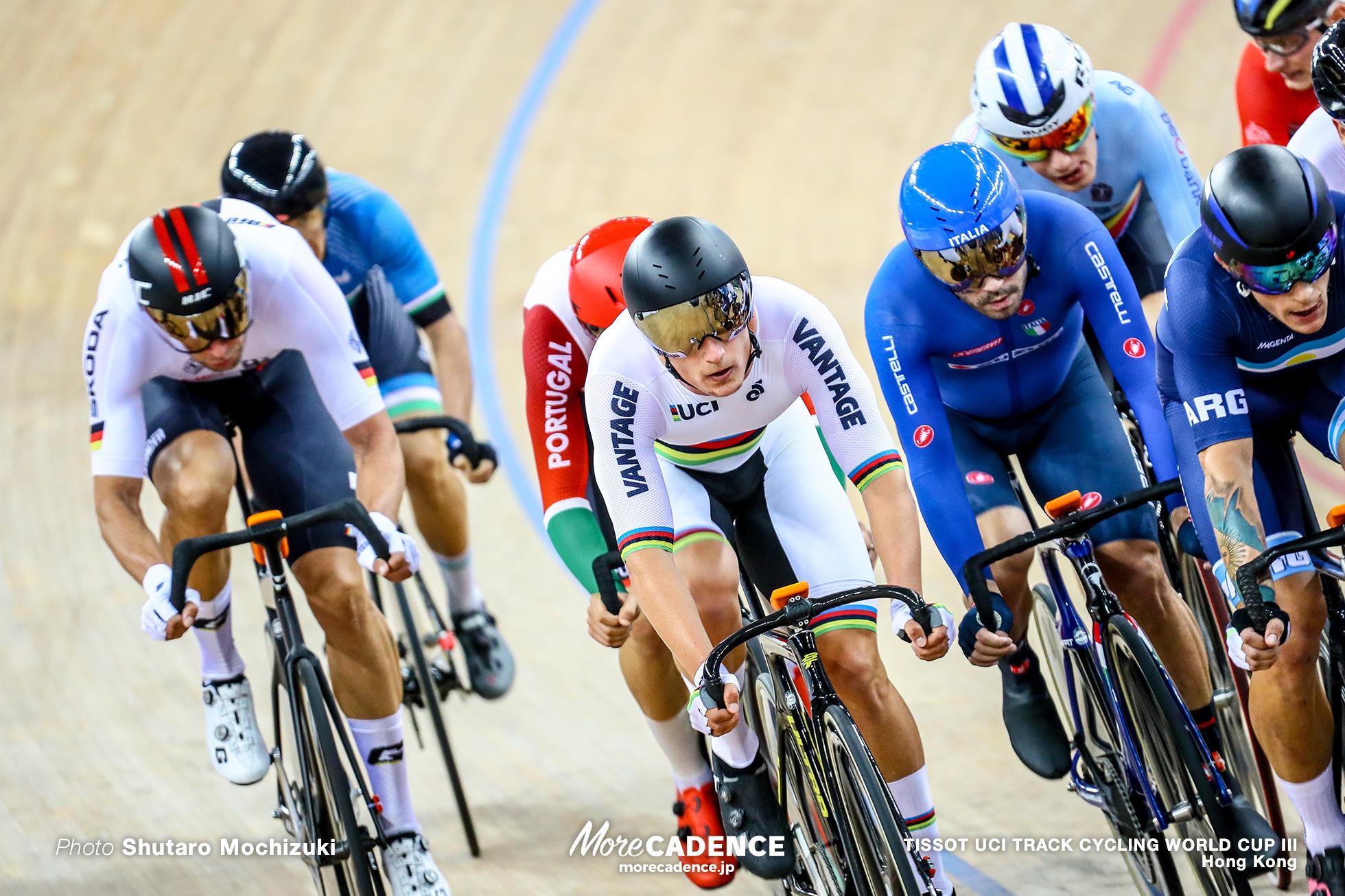 Elimination / Men's Omnium / TISSOT UCI TRACK CYCLING WORLD CUP III, Hong Kong