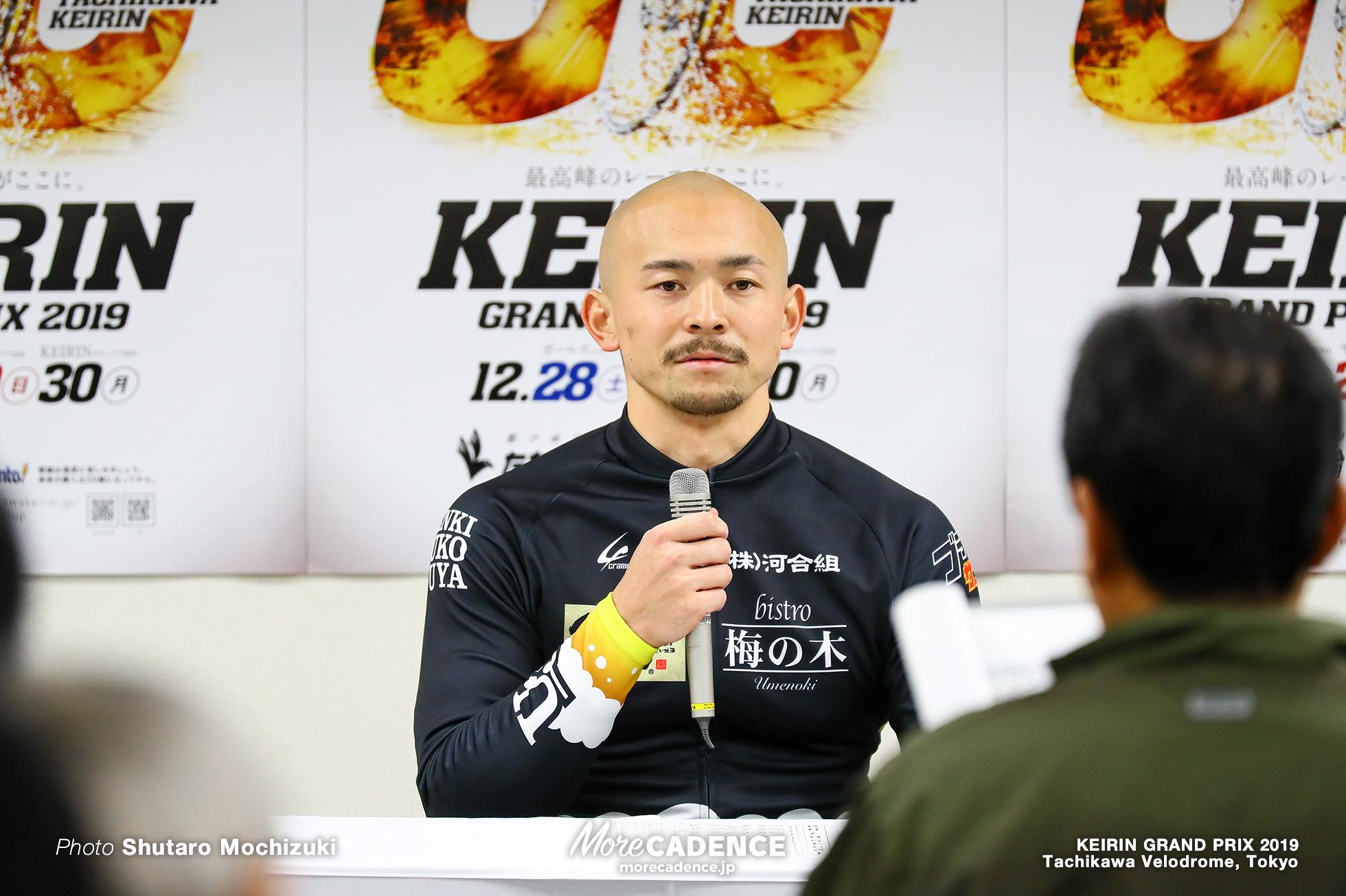 KEIRINグランプリ2019 ヤンググランプリ 前検日