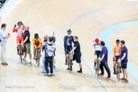 1st Round / Women's Keirin / TISSOT UCI TRACK CYCLING WORLD CUP III, Hong Kong, 太田りゆ Shanne BRASPENNINCX シェーン・ブラスペニンクス Ellesse ANDREWS エルレス・アンドリュース Helena CASAS ROIGE エレナ・カサス・ロイエ GUO Yufang