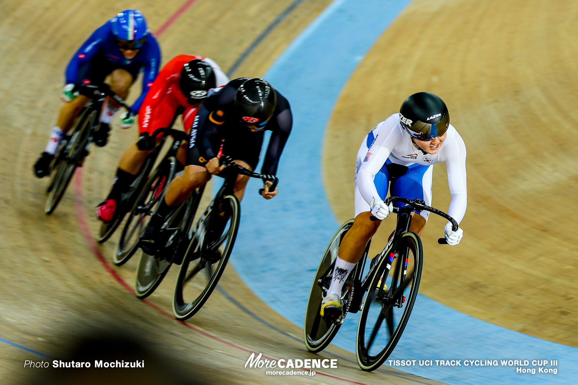 2nd Round / Women's Keirin / TISSOT UCI TRACK CYCLING WORLD CUP III, Hong Kong