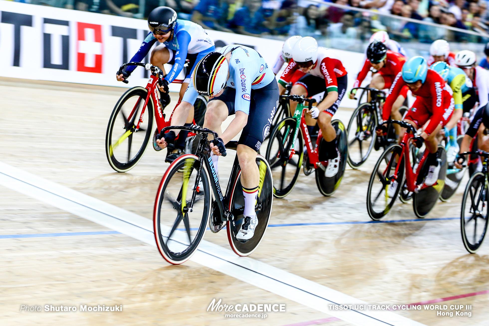 梶原悠未, Women's Omnium / TISSOT UCI TRACK CYCLING WORLD CUP III, Hong Kong