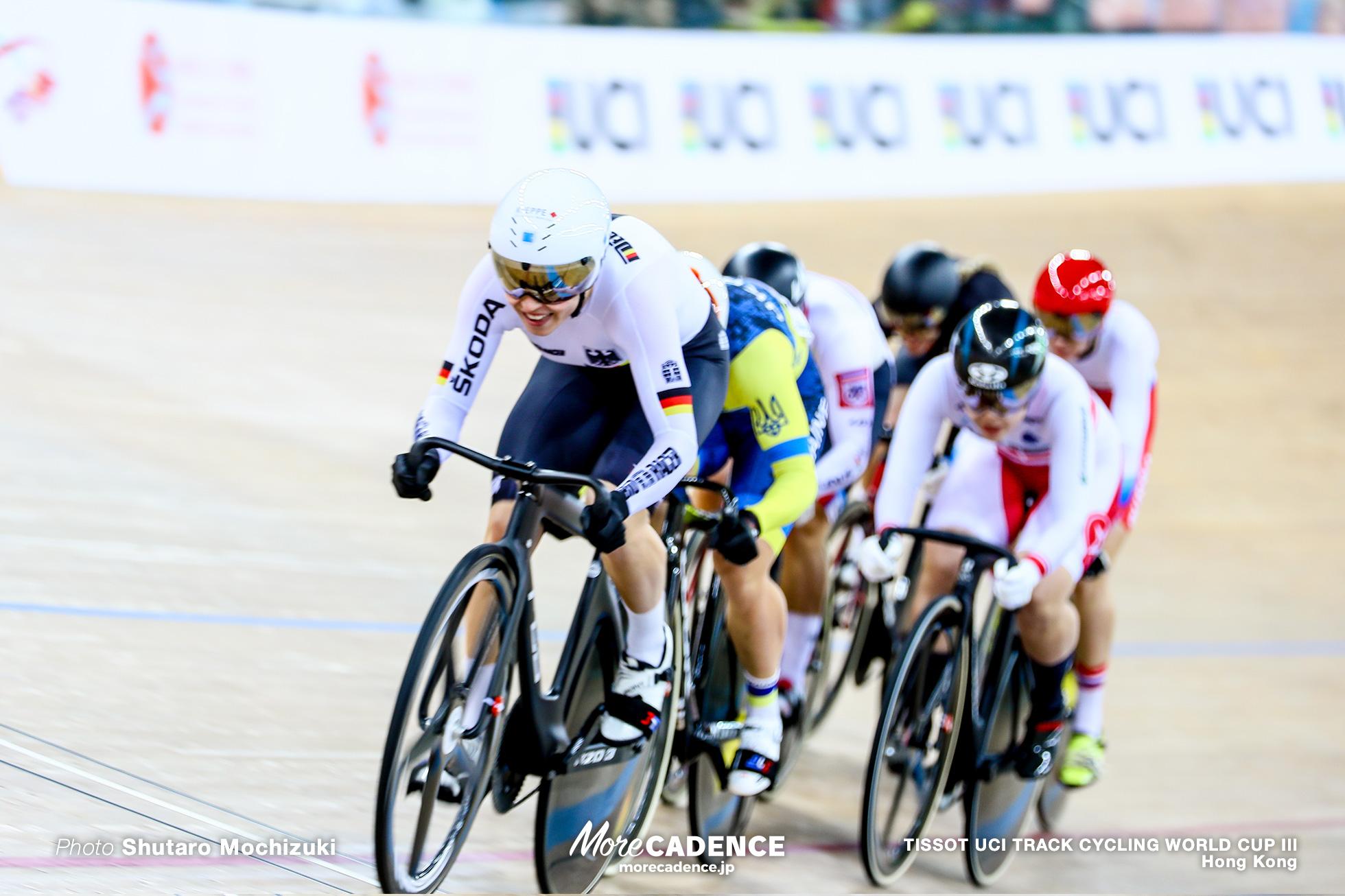 2nd Round / Women's Keirin / TISSOT UCI TRACK CYCLING WORLD CUP III, Hong Kong