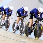 女子チームパシュート元世界王者らが再び頂点を目指す アメリカがトラック世界選手権2020出場メンバーを発表
