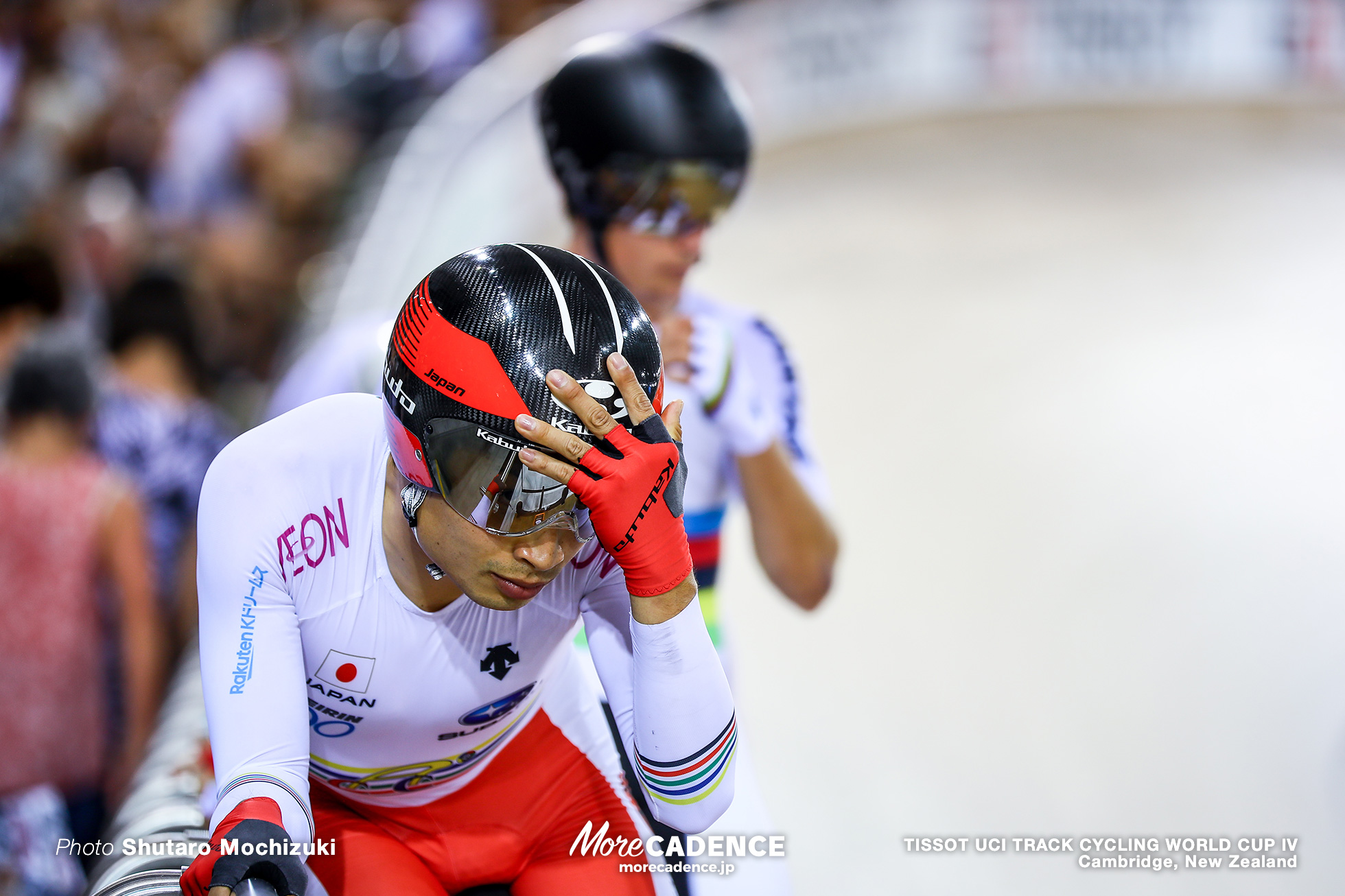 Elimination / Men's Omnium / TISSOT UCI TRACK CYCLING WORLD CUP IV, Cambridge, New Zealand, 橋本英也