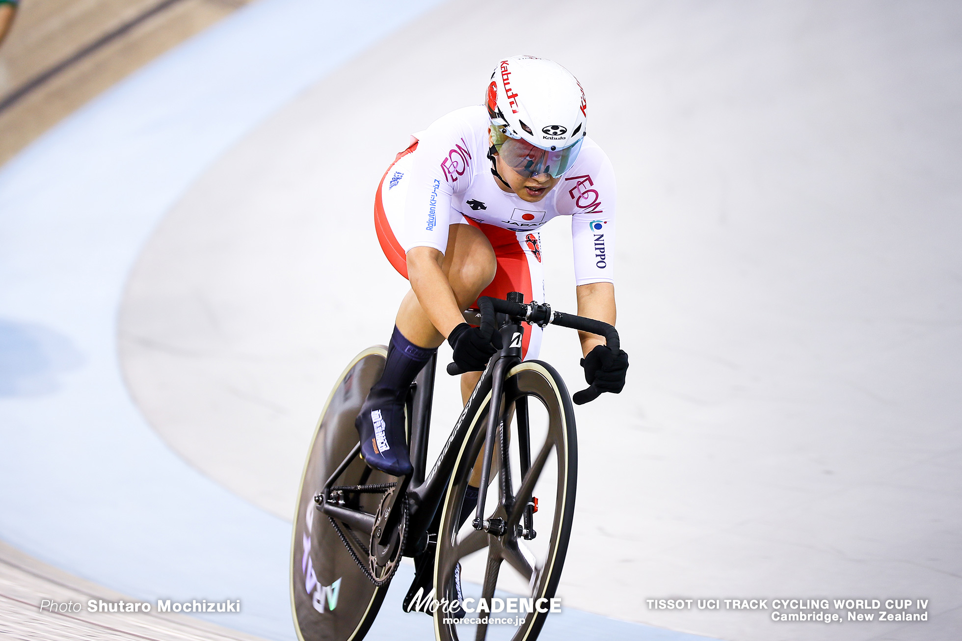Tempo Race / Women's Omnium / TISSOT UCI TRACK CYCLING WORLD CUP IV, Cambridge, New Zealand